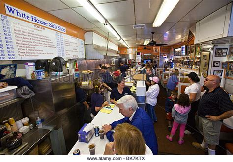 white house subs sub shop stock photos sub shop stock images alamy