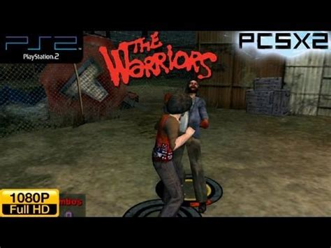 Ps4 Warriors All R3 Reg 3 Playstation 4 the warriors ps2 gameplay hd 1080p pcsx2