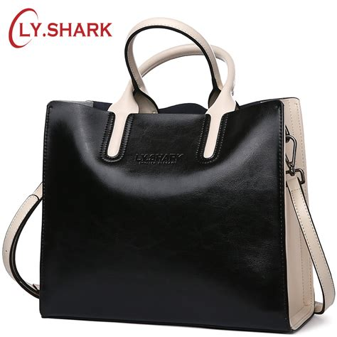 Luxury Bag Prices To Rocket Even Higher by Ly Shark Genuine Leather Handbag Tote Bag Shoulder