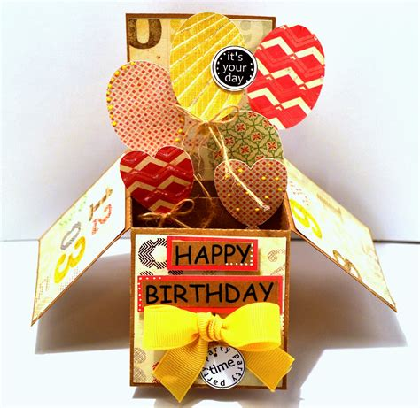 birthday card in a box template 海外のポップアップカードボックスに学ぶ デザイン例と作り方を紹介 バルーン 誕生日ポータル one