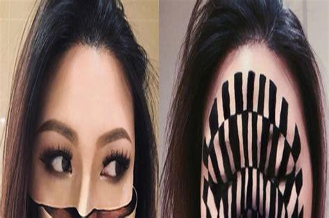 ilusiones opticas buzzfeed esta artista crea ilusiones 243 pticas impresionantes usando