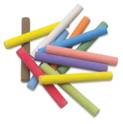 colored chalk sargent chalkboard chalk blick materials