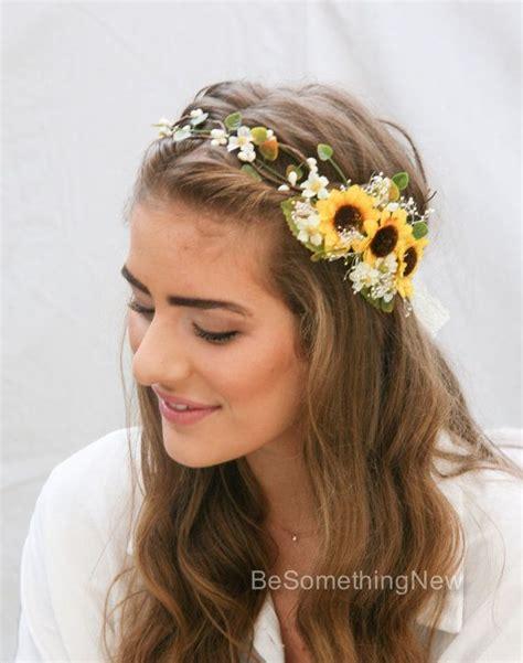 diy tiara di fiori makeup 17 best ideas about floral headband wedding on