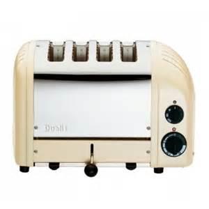 Dualit Toaster 4 Slice Dualit 4 Slice Toaster Cream