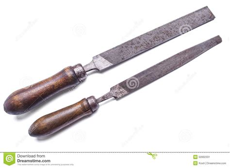 rasp woodworking rasps files for wood and metal work stock image image