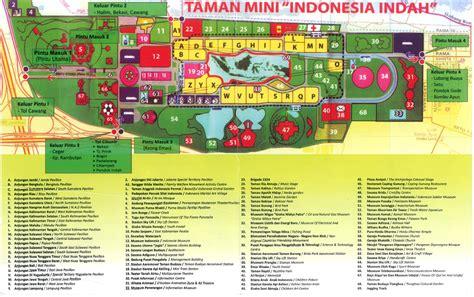 Mini 3 Di Jakarta tmii taman mini indonesa indah wisata jakarta