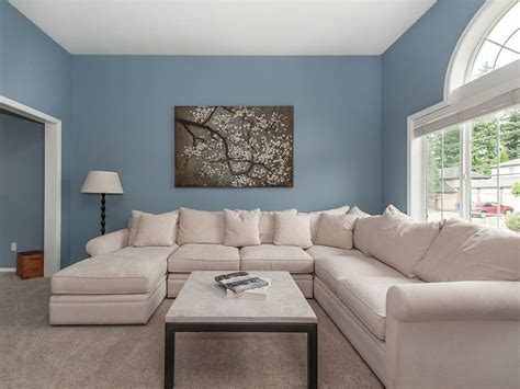 living room with blue walls light blue living room ideas american hwy