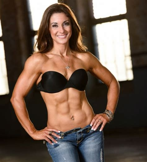 attractive 47 year old women beautiful women over 40 muscles muscle girls and female