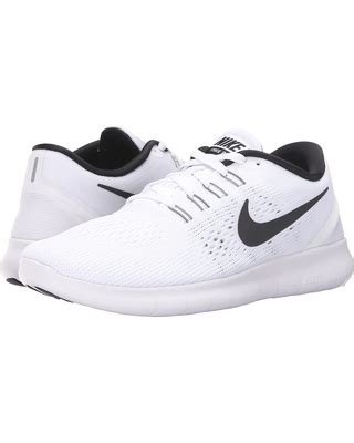 new year deal for nike free rn white black s