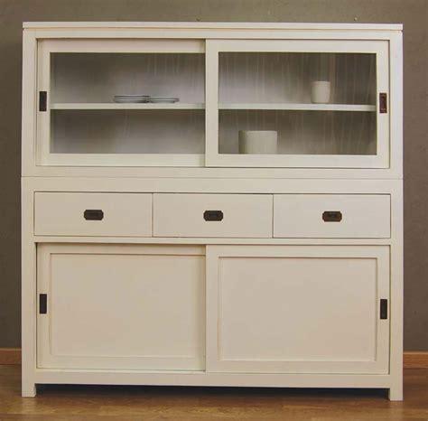 Ikea White Hutch Decoracion Mueble Sofa Aparadores Y Vitrinas