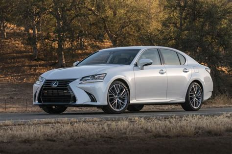 lexus gs350 f 2018 lexus gs 350 f sport redesign price and release date