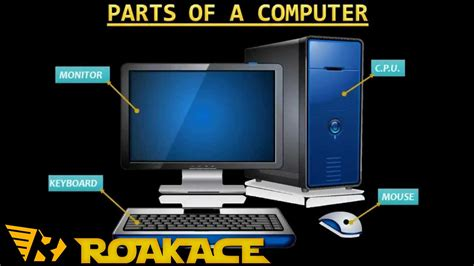 Basics Of Computer Slideshow