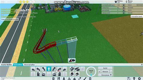 coaster creator coaster creator roblox
