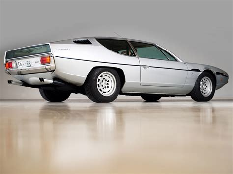 Lamborghini Espada 400 Gt 1972 Lamborghini Espada 400 Gt Information And Photos