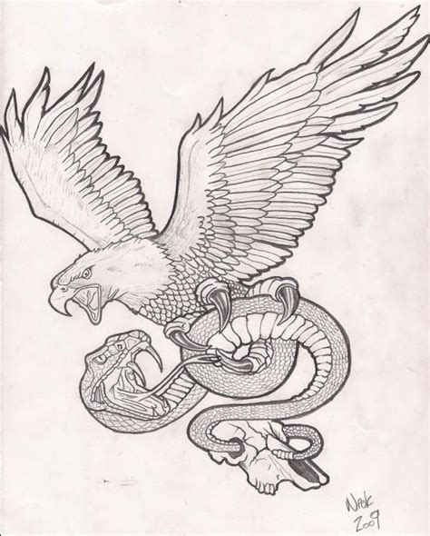eagle by jerny on deviantart