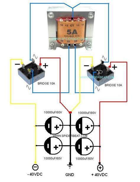 membuat wiring diagram listrik