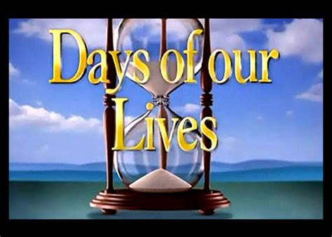 days of our lives logo days cancellation rumors