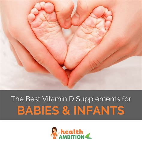 vitamin d supplement for babies the best vitamin d drops for babies infants