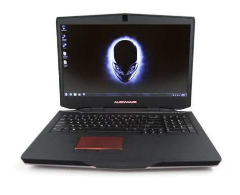 Laptop Alienware I7 alienware 17 0960 gaming laptop intel i7 6820hk 17