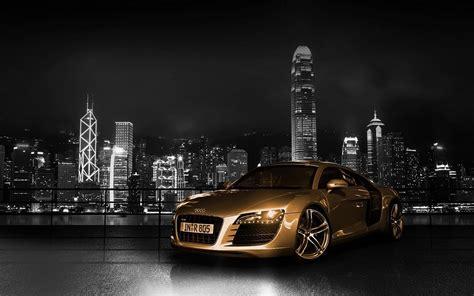 gold hong kong wallpaper cityscapes cars gold audi buildings hong kong german cars