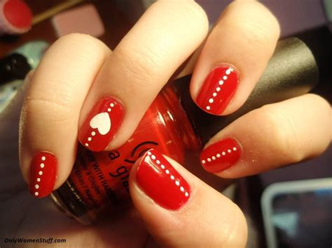 easy nail art designs to do at home 65 easy and simple nail art designs for beginners to do