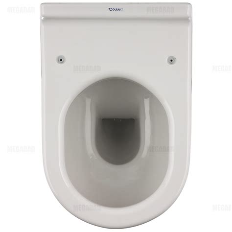 Duravit Starck 3 Toilet 2328 by Duravit Starck 3 Wand Wc Comfort Sitzh 246 He 5 Cm Megabad