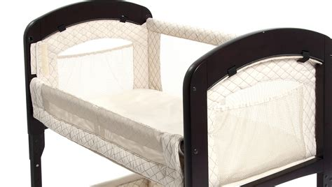 Sidecar Co Sleeper By Culla Belly by Our Diy Cosleeping Crib Amanda Medlin Best And Safest