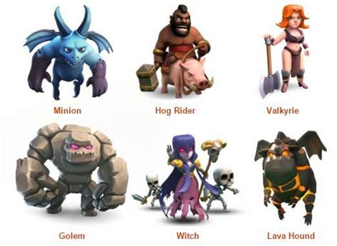 clash of clans troop characters fatma main game coc
