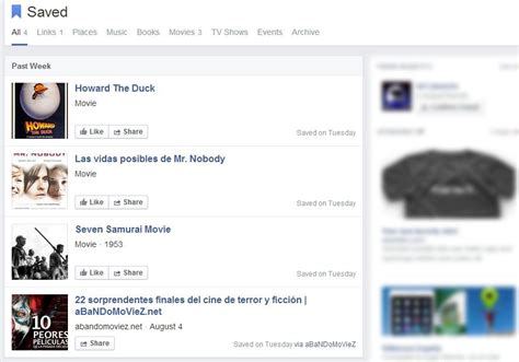 fb uptodown how to use the new bookmarking system on facebook