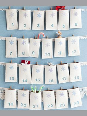 How To Make A Paper Advent Calendar - 5 diy toilet paper roll advent calendars the
