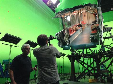 thor movie clips and behind the scenes footage collider behind the scenes of godzilla 2014 subway scene
