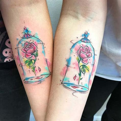 enchanted rose tattoo 23 and creative small disney ideas stayglam