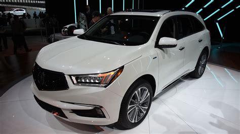 2020 Acura Mdx Ny Auto Show by 2017 Acura Mdx Look 2016 New York Auto Show