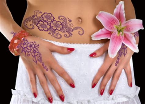 henna tattoo parlor violet henna flowers tattooforaweek tattoos largest