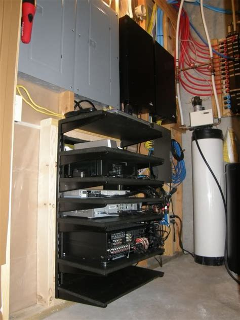 diy av rack page  home theater rooms home theater