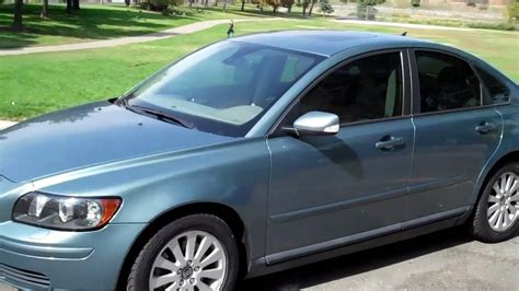 2005 volvo s40 for sale 2005 volvo s40 2 4i for sale
