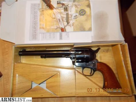 uberti 1873 cattleman 12 shot 22 lr caliber revolver armslist for sale uberti cattleman 12 shot 22 with holster