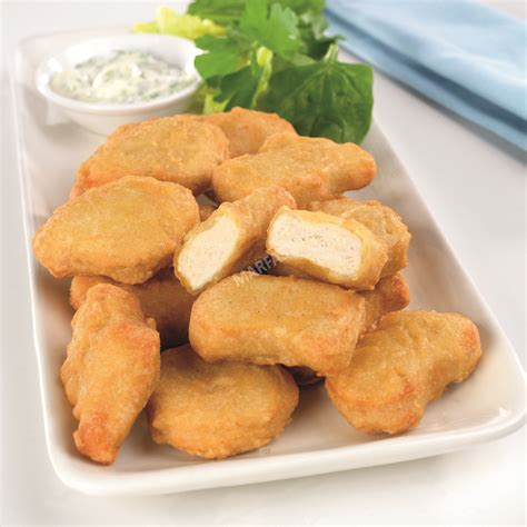 Ch Chicken Nugget 1 Kg meadow vale chicken nuggets 1kg x6 box wholesale supplier carry manchester