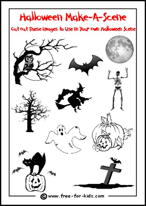 printable children s halloween activities printable halloween activities for children