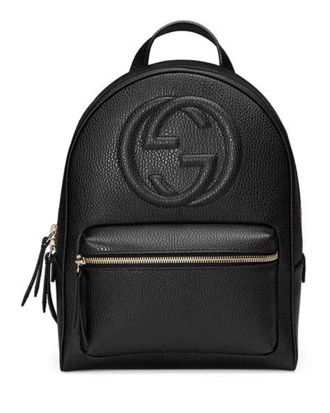 Sale Backpack Fashion Ankxisox176 3w 1 gucci soho leather chain backpack black