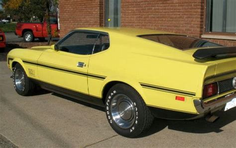 mustang mach 1 parts 1971 mustang mach 1 ford pit stop