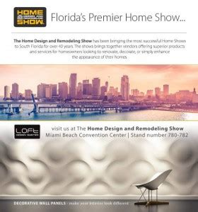 home design and remodeling show tickets 100 miami home design and remodeling show tickets