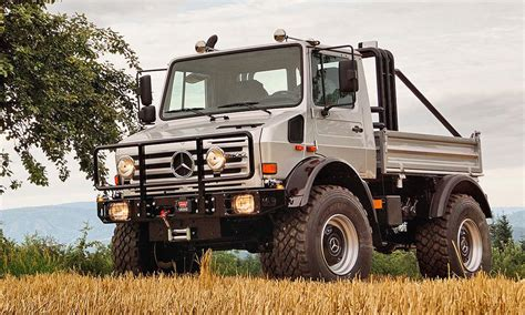 German Style House by Arnold Schwarzenegger S 1977 Mercedes Benz Unimog Is For