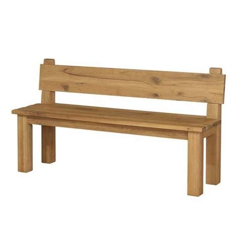 wooden bench with back 25 best ideas about wooden benches on pinterest wooden