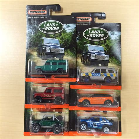 matchbox land rover discovery the lamley group the return to realism continues the