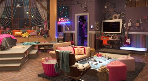 carly s bedroom behind the scenes quot icarly quot set photos dan schneider