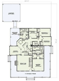 plan 59527nd lovely design with safe room bonus rooms country farmhouse southern house plan 86144 country