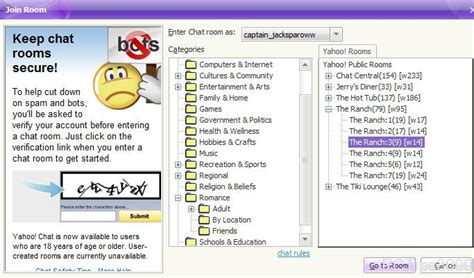 free yahoo messenger chat room how to go into chat rooms in yahoo messenger living room