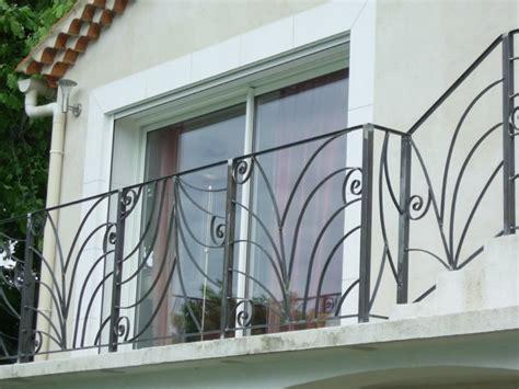 Rambarde Terrasse Originale by Garde Corps Style Moderne En Fer Forg 233 Ferronnerie Pour