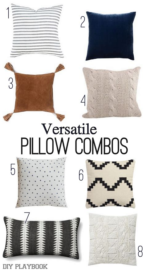 how to choose throw pillows for a gray interiors